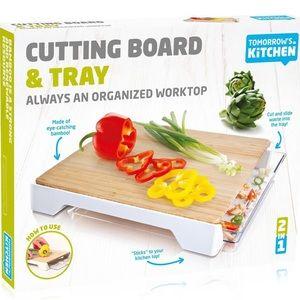 Cutting Board - Box Unopened